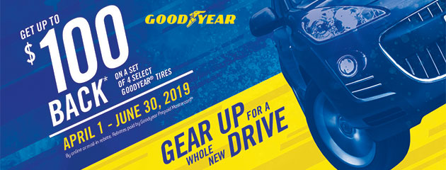 Goodyear promotion